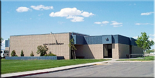 Central Branch Library, Yerington