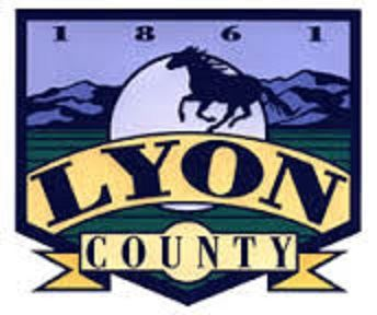 Lyon County - white background