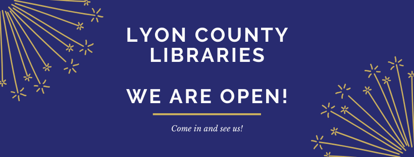 Libraries open