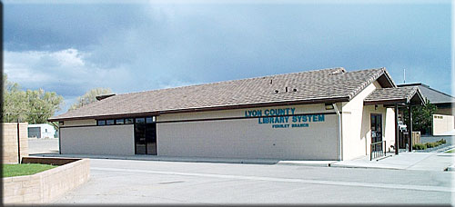 Fernley Branch Library
